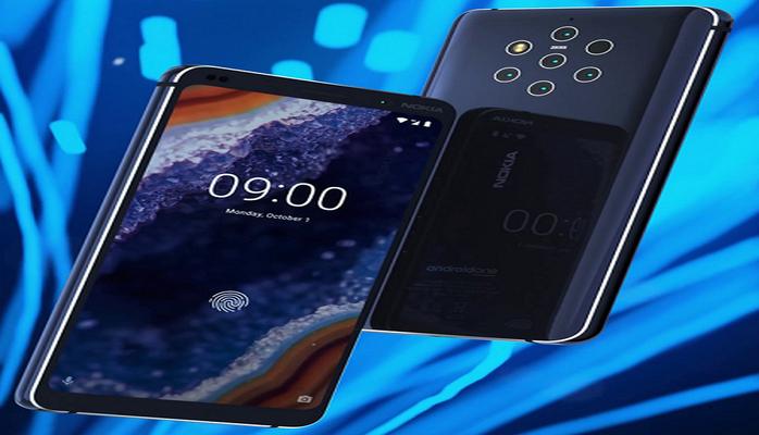 Пятикамерный Nokia 9 PureView снова отложен