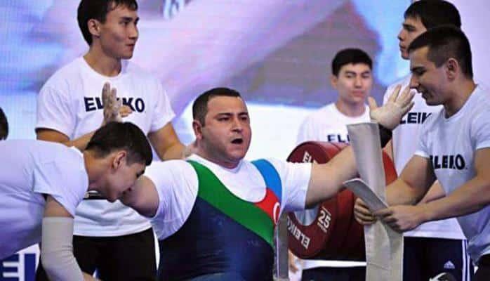 Azərbaycan idmançısı Paralimpiya Oyunlarına vəsiqə qazandı