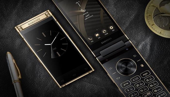 Samsung работает над премиальной «раскладушкой» W2020