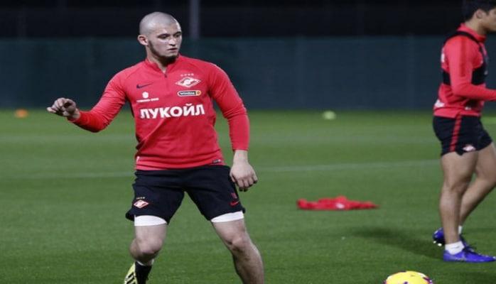 Azərbaycanlı futbolçu 'Spartak'dan ayrıla bilər