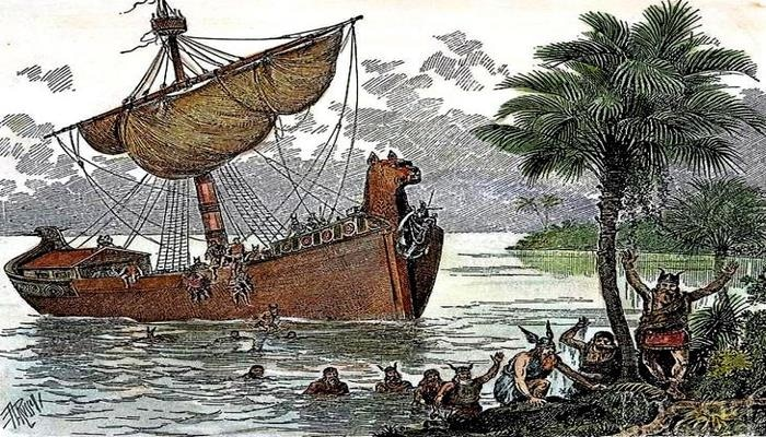 Kolumbdan qabaq Amerikanı kəşf eləmiş müsəlman