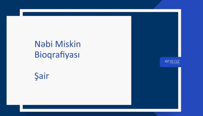 Nəbi Miskin