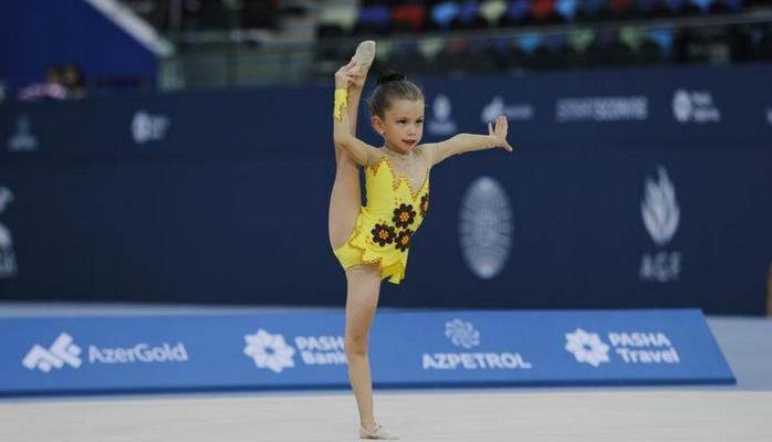 """""""GymBala"""" beynəlxalq turnirin birinci günü yekunlaşdı"""