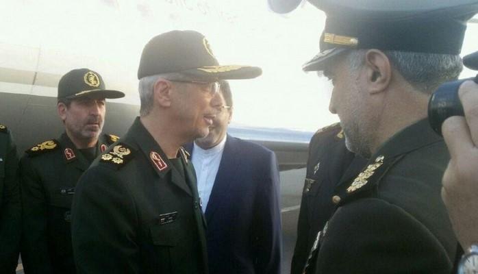 Глава Генштаба Вооруженных сил Ирана прибыл в Азербайджан
