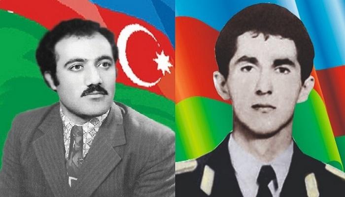 Milli Qəhrəmanlar Kazımağa Kərimov və Natiq Əhmədovun doğum günüdür