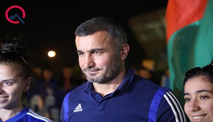 """""""Qurban Qurbanov işinə təsadüfi yanaşmaz"""""""