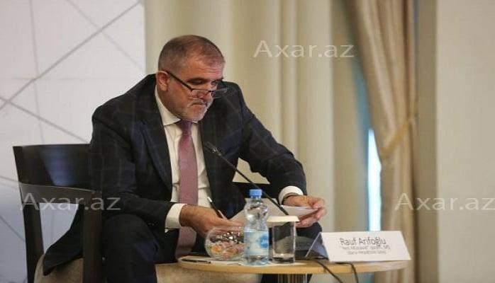 Üzümüzə Yeni Turanın qapıları açılır - Arifoğlu