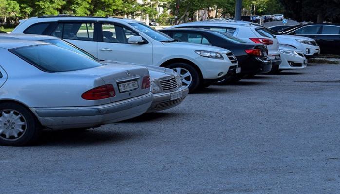 Bakının mərkəzində qanunsuz parklanmaya qarşı tədbirlər görülüb
