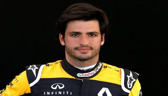 TIME FER CHANGE Carlos Sainz to replace Fernando Alonso at McLaren from 2019