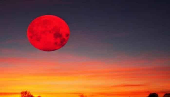 İyulun 27-də Ay tutulması baş verəcək