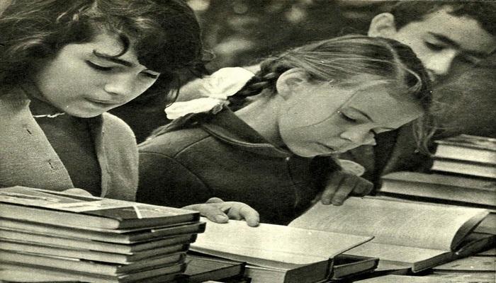 Маленькие бакинцы 1960-х (ФОТО)