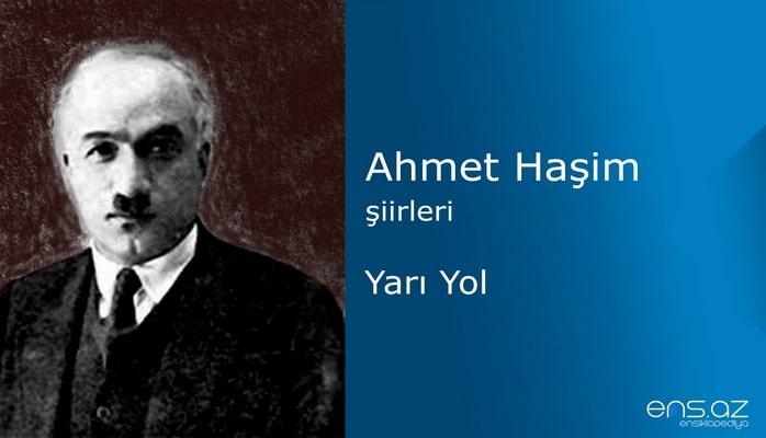 Ahmet Haşim - Yarı Yol