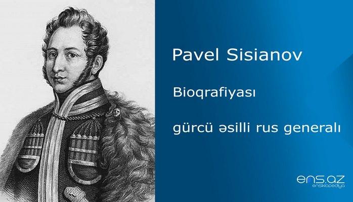 Pavel Sisianov