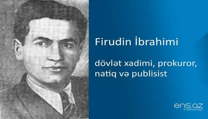 Firudin İbrahimi