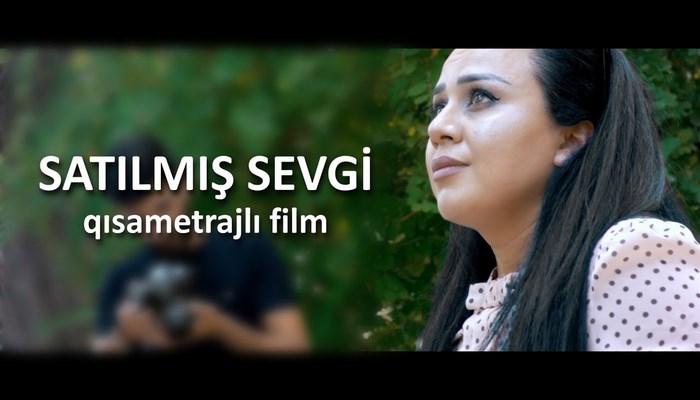 """Gəncə şəhərində """"Satılmış sevgi"""" adlı qısa metrajlı film çəkilib"""