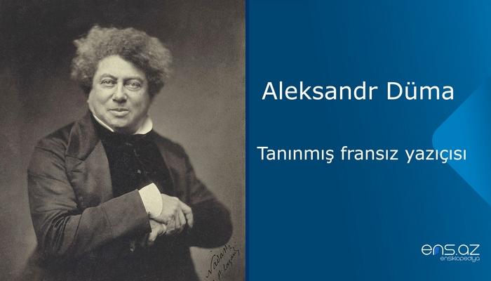 Aleksandr Düma
