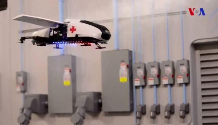 Kaliforniyalı alimlər dronlara insan kimi düşünə bilməyi öyrədir