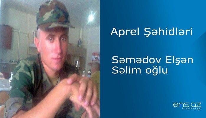 Elşən Səmədov Səlim oğlu