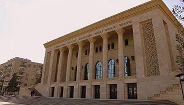 Azerbaycan tiyatrosu