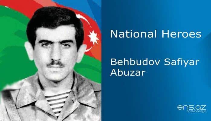 Behbudov Safiyar Abuzar
