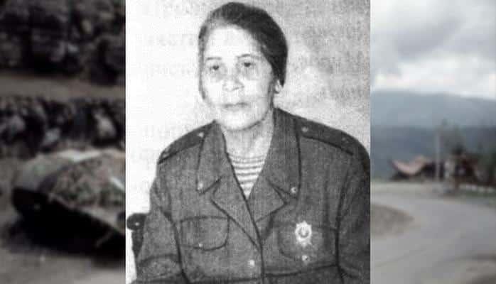 """Женщины Карабахской войны: """"Мать"""" Эльмира Расулова"""