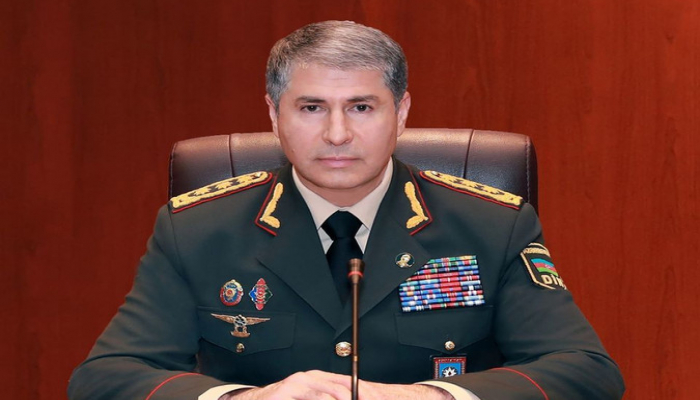 Vilayət Eyvazov yol polisinə yeni rəis müavini təyin etdi