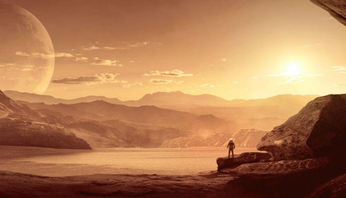 Ученый: На Марсе нашли следы жизни более 40 лет назад