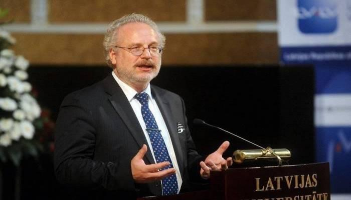 """Latviya prezidenti: """"Qarabağ münaqişəsinin sülh yolu ilə nizama salınmasına alternativ ola bilməz"""""""