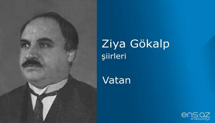Ziya Gökalp - Vatan