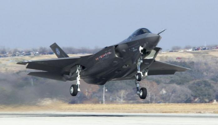 F-35-lərin iqlimə dağıdıcı təsiri - Alimlər açıqladı