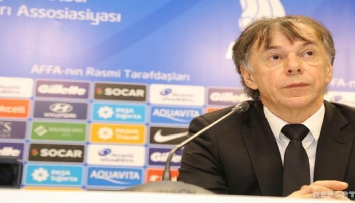 Nikola Yurçeviç Azərbaycan millisinin baş məşqçi postundan istefaya göndərilib