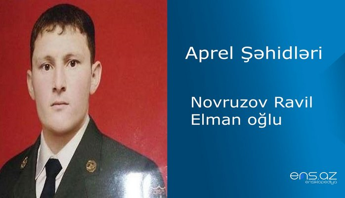 Ravil Novruzov Elman oğlu