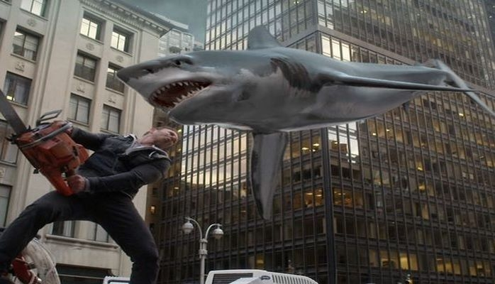 The best (and worst) of 'Sharknado' as the cheesy film franchise takes its last bite