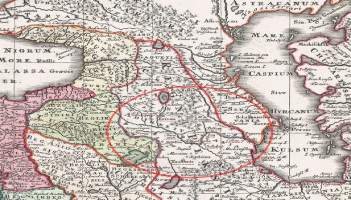G. M. Zoyter- Cənubi Qafqaz. Qarabağ Azərbaycan ərazisidir