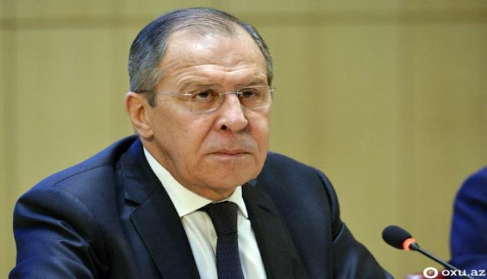 Lavrov: Kürdlərin geri çəkilməsi prosesi başa çatıb