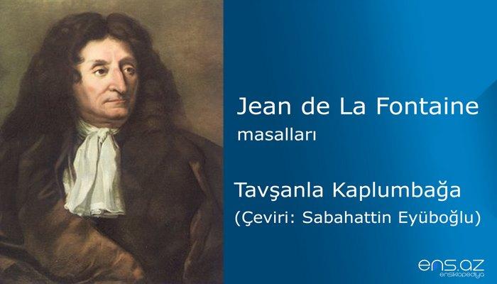 Jean de La Fontaine - Tavşanla Kaplumbağa