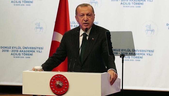 """""""Azərbaycan hər zaman Türkiyənin yanında olub"""" - Ərdoğan"""