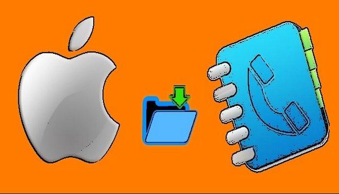 iPhone Telefonlarda Rehber Yedekleme
