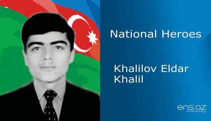 Khalilov Eldar Khalil