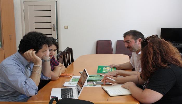Türkiyə Milli Botanika Bağı ilə Mərkəzi Nəbatat Bağı arasında əməkdaşlıq genişləndirilir