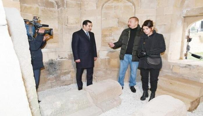 Prezident: Bura mühafizə olunmalıdır, gözətçilər...