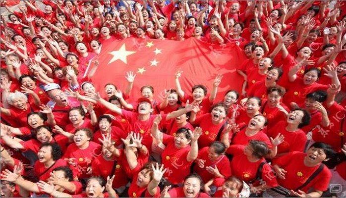 Исследование: китайцев признали самой оптимистичной нацией