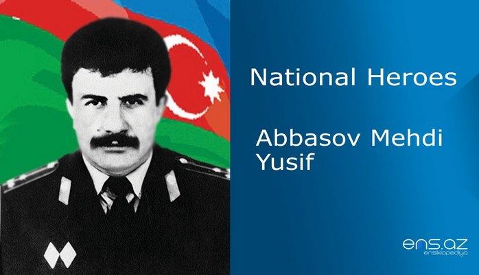 Abbasov Mehdi Yusif