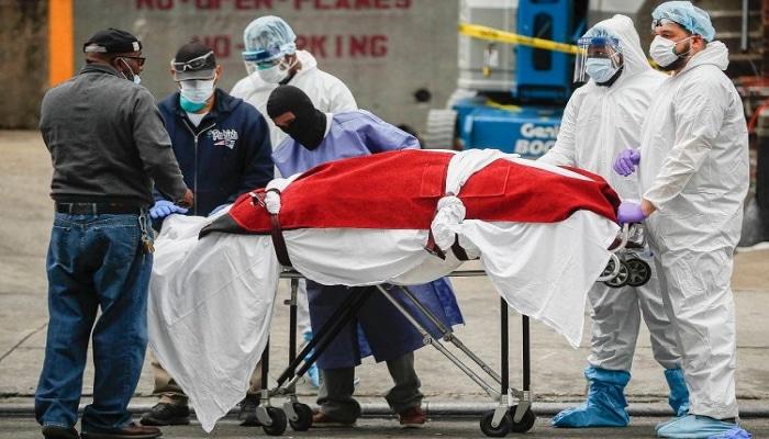 ABŞ koronavirusdan ölənlərin sayına görə Çini keçib