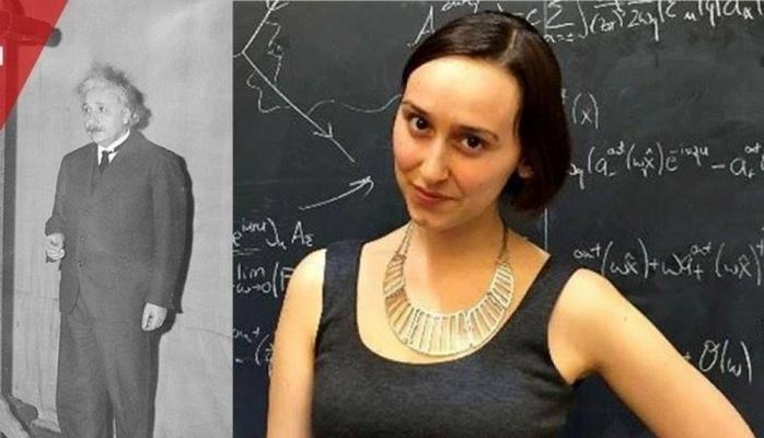 """Harvard Universiteti 23 yaşlı fiziki """"Yeni Albert Eynşteyn"""" adlandırıb"""