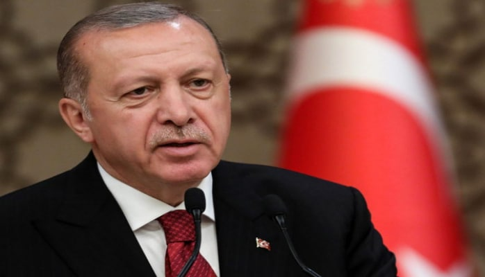 Эрдоган: В Сочи мы обсудим процесс с президентом России