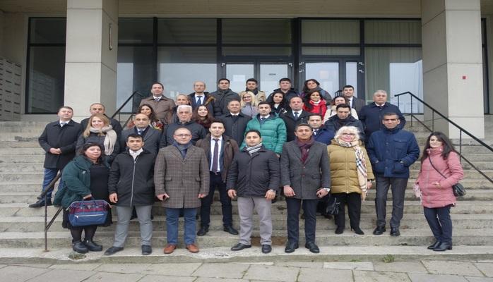 UTECA nümayəndələri Litvada olublar