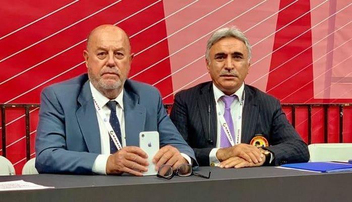 Yaşar Bəşirov Dünya Şotokan Federasiyasına I vitse-prezident təyin edildi