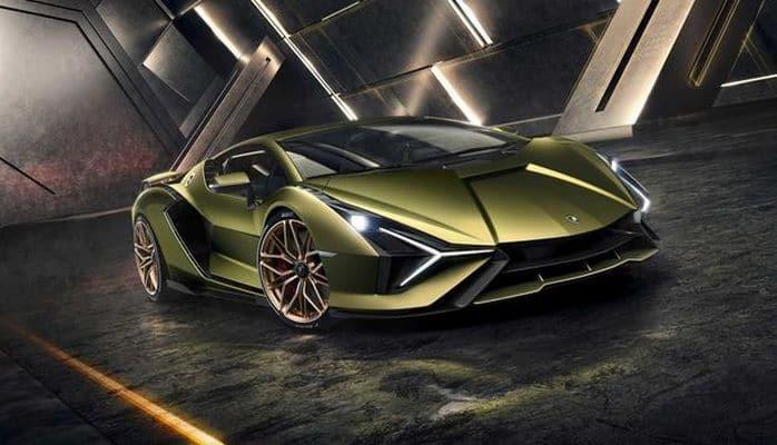 """Lamborghini""dən ilk hibrid superkar"