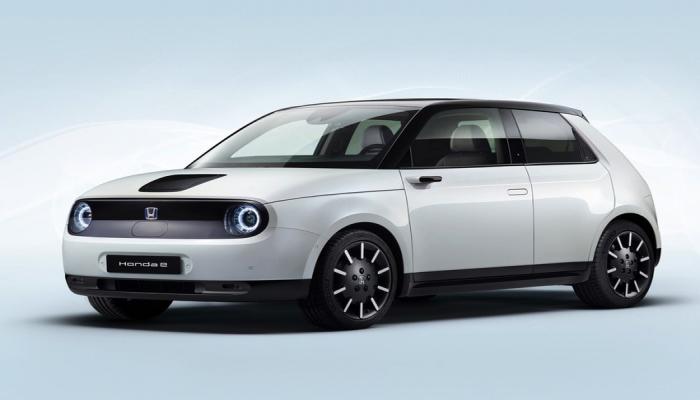 Honda выпустит свой первый электромобиль для широкого рынка 30 октября